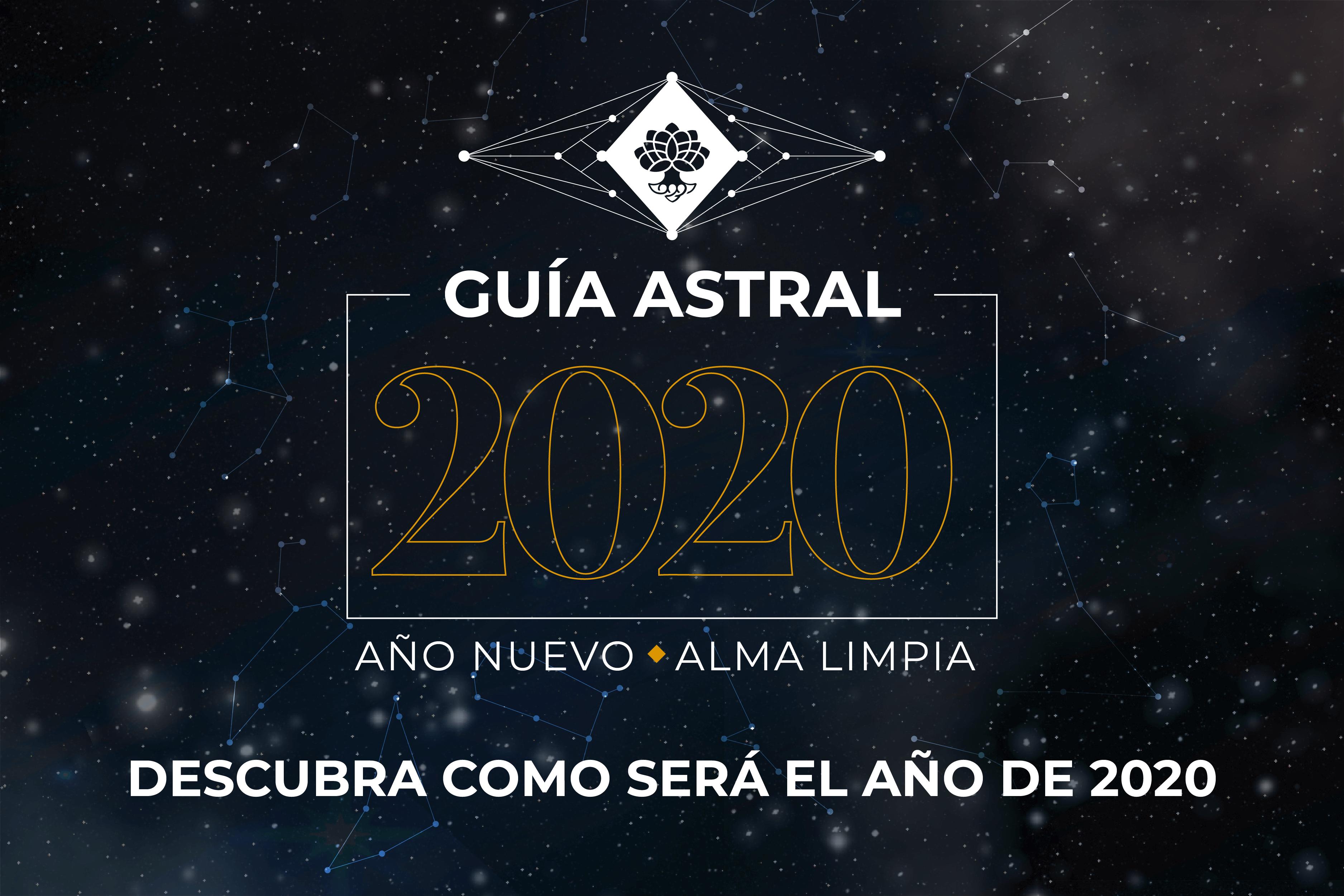 Guias Astrales 2020 - Descubra cómo se verá 2020