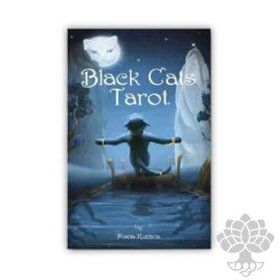 Baralho de Tarot Black Cats