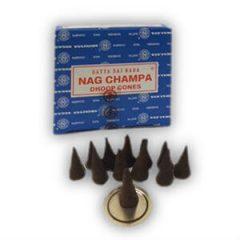 Incenso em cones Nag Champa