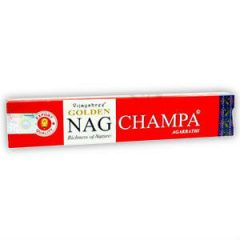 Incenso Golden Nag Champa -15gr