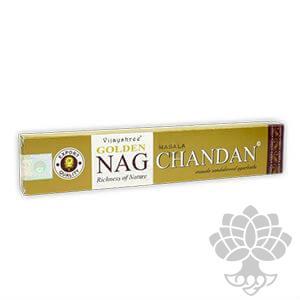 Incenso Golden Nag Chandan - 15gr