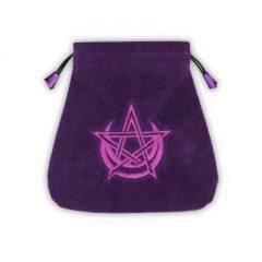 Saco para Tarot - Wicca