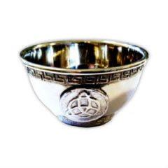 Taça Triqueta em Níquel - 7,5cm