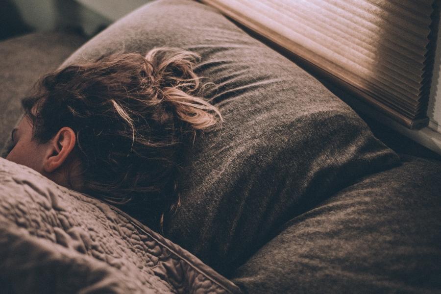 oracao para dormir melhor