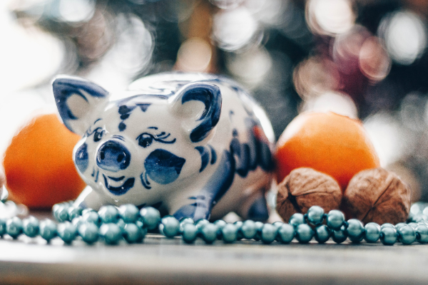 imagem ilustrativa do ano novo chinês do porco