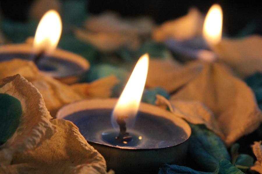 importancia de acender velas