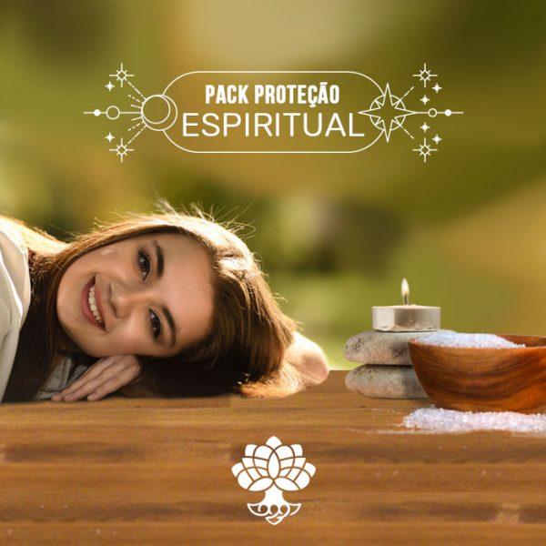 pack proteção espiritual
