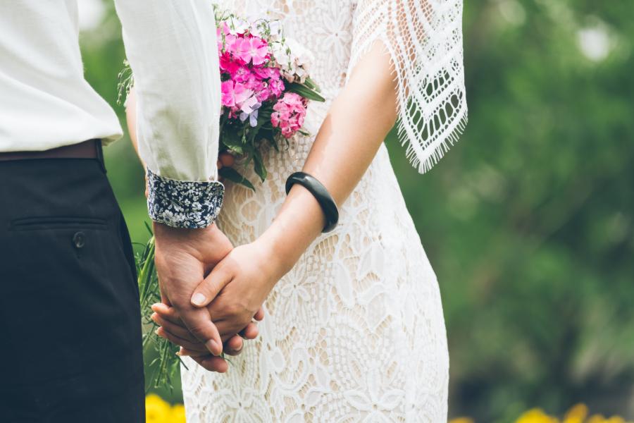 oracao para um casamento feliz