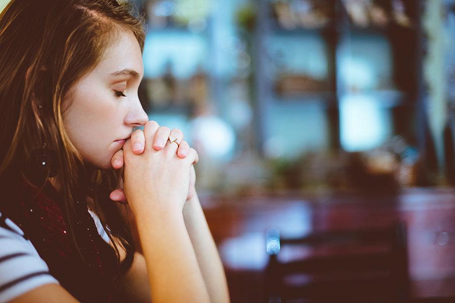 oracao amor da sua vida