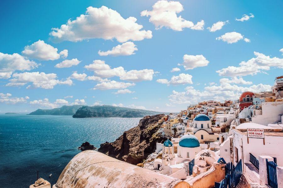 Destino para relaxar na ilha grega de Icaria