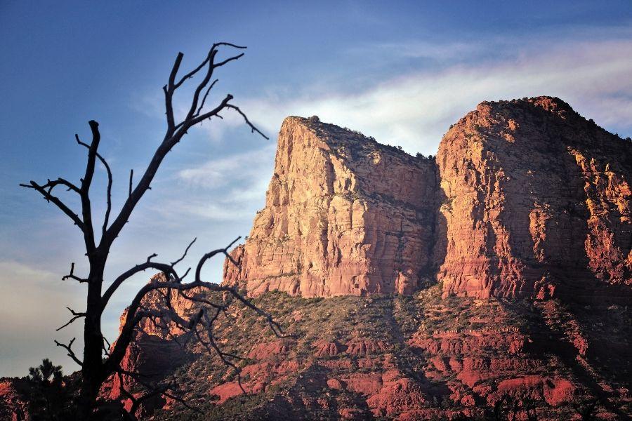Destino para relaxar em Sedona, Arizona