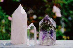 poder dos cristais