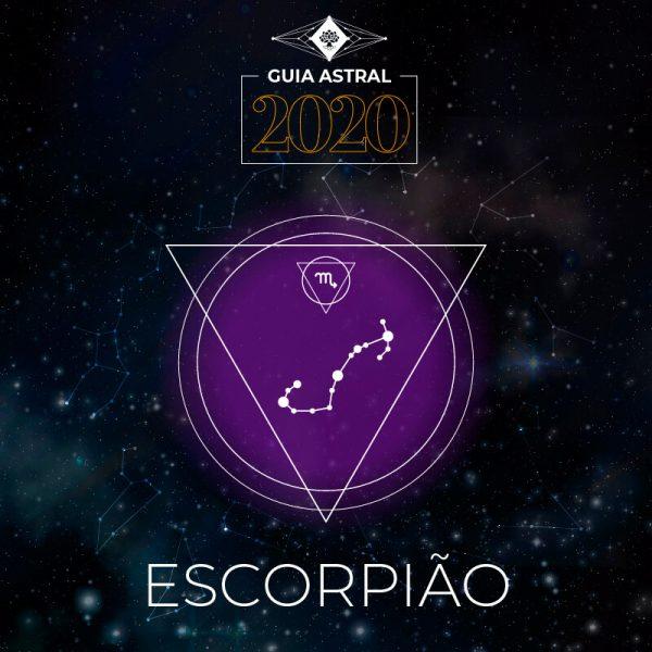 Guia Astral Escorpião - astro