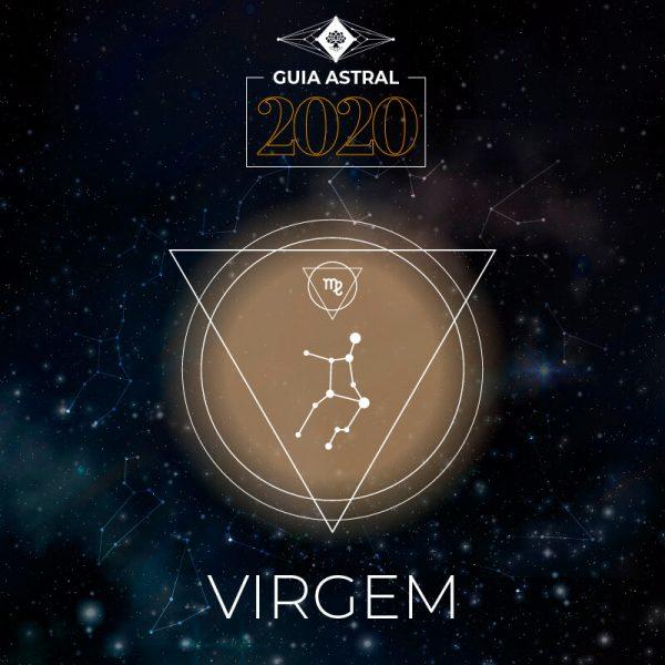 Guia Astral Virgem - astro