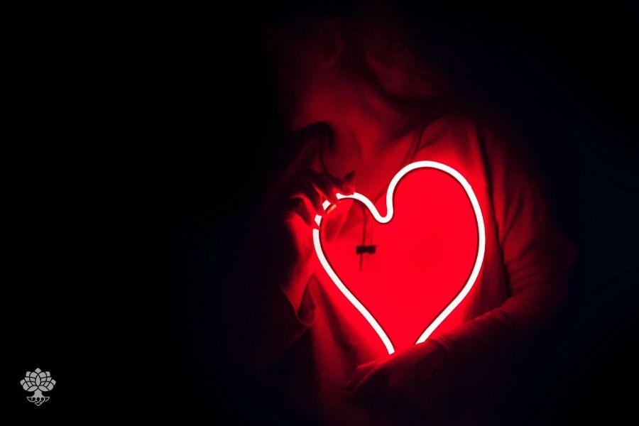 cromoterapia e amor