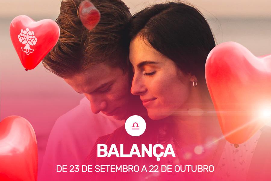Balança - Zodíaco do Amor